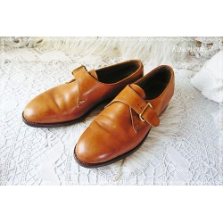 Damen-Schuhe Leder Gr38