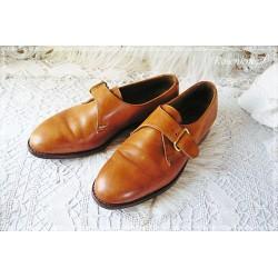 Damen-Schuhe v. CROCKETT&JONES England Leder Gr38