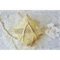 Ringkissen Gold  Braut Hochzeit