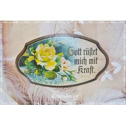 Bild LANDSCHAFT Druck Vintage Gründerzeit Shabby