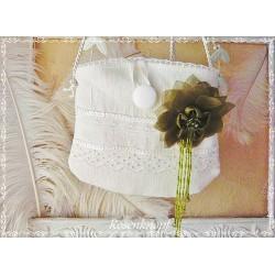 Tasche Brauttasche Ivory