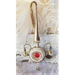 CHRISTBAUMSPITZE Silber Vintage