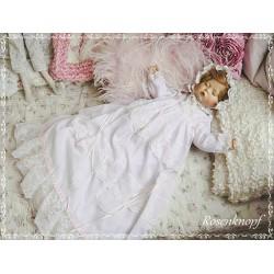 Baby KÜNSTLERPUPPE Bisquit Porzellan Artisan Limitiert Puppe E