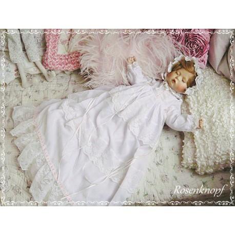 Baby Künstlerpuppe Bisquit Porzellan Artisan  E