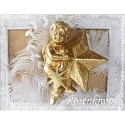 ENGEL Gold Pappmaché
