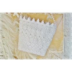 Brauttasche Handtasche Weiß
