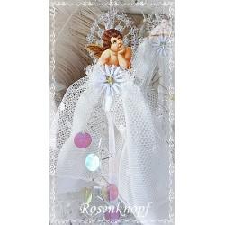 Engel Weiß Shabby