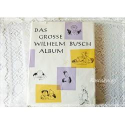 WILHELM BUSCH ALBUM Buch mit 1800 Zeichnungen 1961