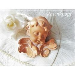 Cherup Kopf Terracotta