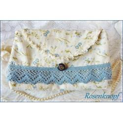 Kulturtasche Etui Ivory Blau  K