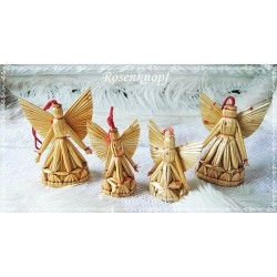 Engel Strohengel Anhänger