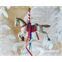 KARUSSELLPFERD Pferd Anhänger