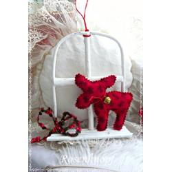 ELCH Weiß Rot Weihnachten