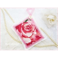 Lavendel Duftkissen Shabby Rose