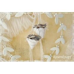 Lavendel Duft Beeren Ivory Dunkelbraun