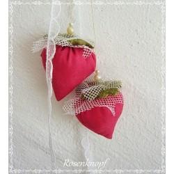 LAVENDEL BEEREN Pink Grün