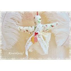 ENGEL Gelb Ivory Shabby