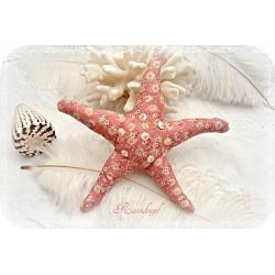 SEESTERN  Terra Stoff Textil Pailletten Perlen