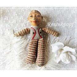 MECKI Puppe Sammlerstück