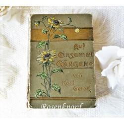 DER JUGENDFREUND Buch Antik